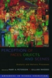 Foto Cover di Perception of Faces, Objects, and Scenes: Analytic and Holistic Processes, Ebook inglese di  edito da Oxford University Press