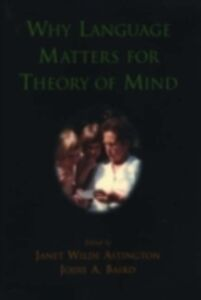 Ebook in inglese Why Language Matters for Theory of Mind