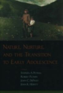 Ebook in inglese Nature, Nurture, and the Transition to Early Adolescence -, -