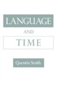 Ebook in inglese Language and Time Smith, Quentin