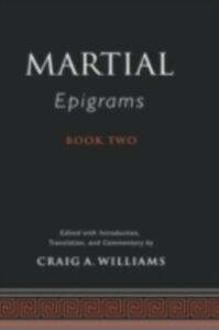 Ebook in inglese Martial's Epigrams Book Two -, -