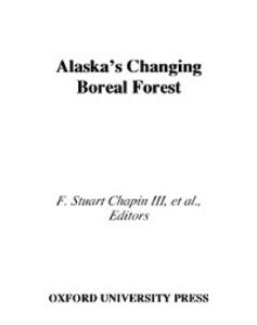 Ebook in inglese Alaska's Changing Boreal Forest -, -
