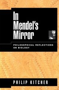 Ebook in inglese In Mendel's Mirror: Philosophical Reflections on Biology Kitcher, Philip