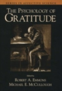 Ebook in inglese Psychology of Gratitude -, -