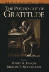 Psychology of Gratitude