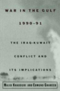 Foto Cover di War in the Gulf, 1990-91: The Iraq-Kuwait Conflict and Its Implications, Ebook inglese di Edmund Ghareeb,Majid Khadduri, edito da Oxford University Press