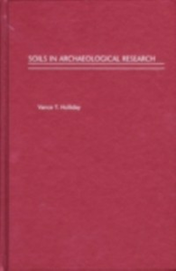 Ebook in inglese Soils in Archaeological Research Holliday, Vance T.