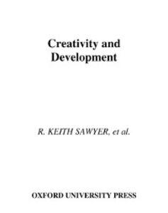 Foto Cover di Creativity and Development, Ebook inglese di AA.VV edito da Oxford University Press