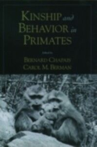 Ebook in inglese Kinship and Behavior in Primates -, -