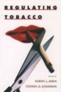 Ebook in inglese Regulating Tobacco