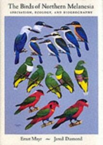 Ebook in inglese Birds of Northern Melanesia: Speciation, Ecology, and Biogeography Diamond, Jared , Mayr, Ernst