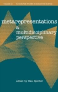 Ebook in inglese Metarepresentations: A Multidisciplinary Perspective -, -