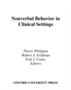 Ebook in inglese Nonverbal Behavior in Clinical Settings -, -