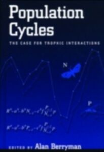 Ebook in inglese Population Cycles: The Case for Trophic Interactions