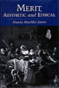Foto Cover di Merit, Aesthetic and Ethical, Ebook inglese di Marcia Muelder Eaton, edito da Oxford University Press