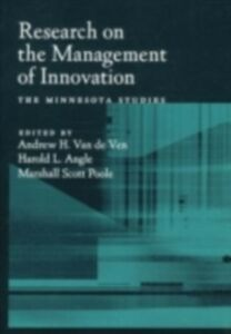 Ebook in inglese Research on the Management of Innovation: The Minnesota Studies -, -