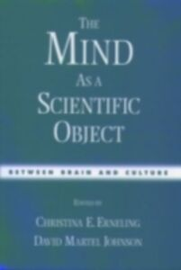 Ebook in inglese Mind As a Scientific Object: Between Brain and Culture