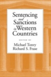 Ebook in inglese Sentencing and Sanctions in Western Countries -, -