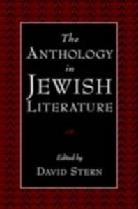 Ebook in inglese Anthology in Jewish Literature -, -
