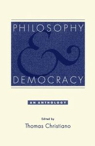 Foto Cover di Philosophy and Democracy: An Anthology, Ebook inglese di  edito da Oxford University Press