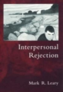Ebook in inglese Interpersonal Rejection -, -