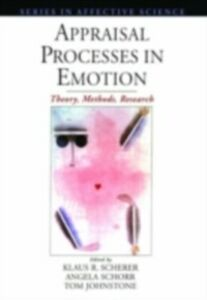Ebook in inglese Appraisal Processes in Emotion: Theory, Methods, Research