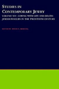Ebook in inglese Studies in Contemporary Jewry: Volume XIV: Coping with Life and Death: Jewish Families in the Twentieth Century -, -