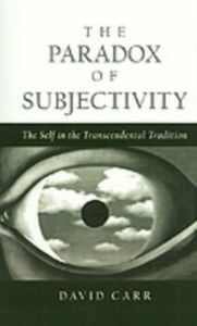 Ebook in inglese Paradox of Subjectivity: The Self in the Transcendental Tradition Carr, David