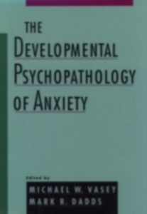 Ebook in inglese Developmental Psychopathology of Anxiety -, -