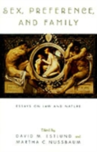 Ebook in inglese Sex, Preference, and Family: Essays on Law and Nature -, -