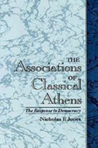 Ebook in inglese Associations of Classical Athens: The Response to Democracy Jones, Nicholas F.