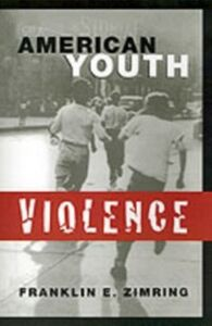 Foto Cover di American Youth Violence, Ebook inglese di Franklin E. Zimring, edito da Oxford University Press