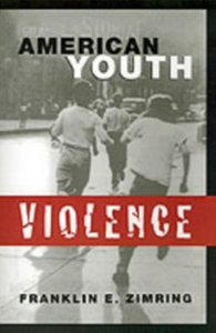 Ebook in inglese American Youth Violence Zimring, Franklin E.
