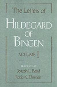 Ebook in inglese Letters of Hildegard of Bingen: Volume I Hildegard of Binge, ildegard of Bingen
