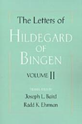 Letters of Hildegard of Bingen: Volume II