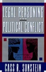 Foto Cover di Legal Reasoning and Political Conflict, Ebook inglese di Cass R. Sunstein, edito da Oxford University Press, UK