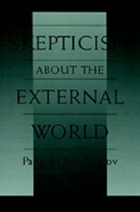 Ebook in inglese Skepticism About the External World Butchvarov, Panayot