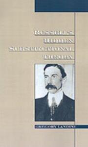 Foto Cover di Russell's Hidden Substitutional Theory, Ebook inglese di Gregory Landini, edito da Oxford University Press