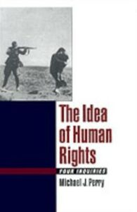 Ebook in inglese Idea of Human Rights: Four Inquiries Perry, Michael J.