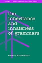 Inheritance and Innateness of Grammars