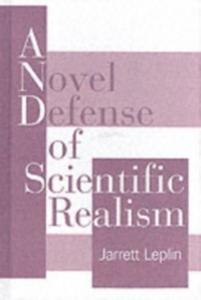 Ebook in inglese Novel Defense of Scientific Realism Leplin, Jarrett