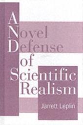 Novel Defense of Scientific Realism