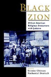Foto Cover di Black Zion: African American Religious Encounters with Judaism, Ebook inglese di  edito da Oxford University Press