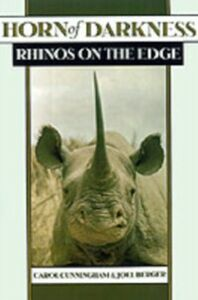 Foto Cover di Horn of Darkness: Rhinos on the Edge, Ebook inglese di Joel Berger,Carol Cunningham, edito da Oxford University Press