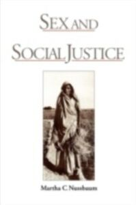 Ebook in inglese Sex and Social Justice Nussbaum, Martha C.