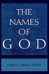 Names of God: Poetic Readings in Biblical Beginnings
