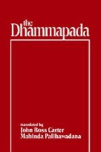 Ebook in inglese Dhammapada Carter, John Ross , Palihawadana, Mahinda