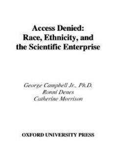 Foto Cover di Access Denied, Ebook inglese di CAMPBELL JR GEORGE, edito da Oxford University Press