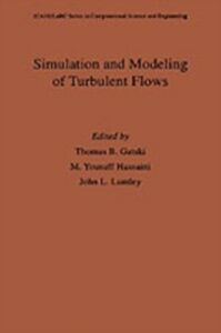 Ebook in inglese Simulation and Modeling of Turbulent Flows