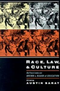 Ebook in inglese Race, Law, and Culture: Reflections on Brown v. Board of Education